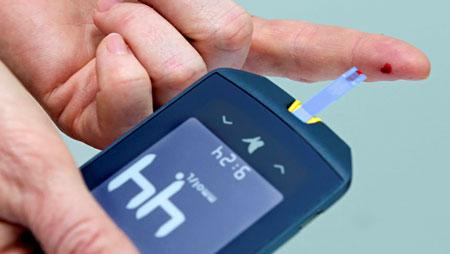 روش اندازه گیری قند خون