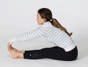 تمرین اصلاحی پای چرخیده