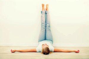 خستگی و سنگینی پاها