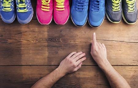 کفش طبی گودی کف پا