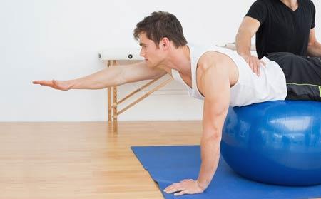 ورزش کمر درد