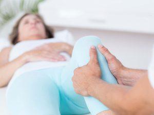 بهبود درد زانو